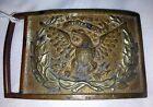 Civil War Officer's Sword Belt Plate for sale