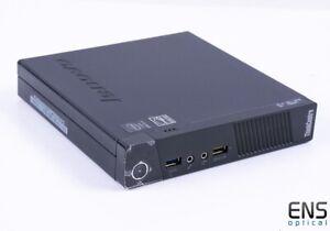 Lenovo ThinkCentre M93p 8GB / 256GB / i5-5470T 2.90Ghz / Windows 10 Mini PC