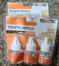 Togrtic Refills 3 Pack Ensure The Insane Calm For Cats And Kittens