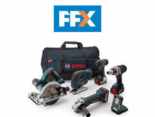 Bosch Cordless/Battery Power Tool Combo Kits & Packs