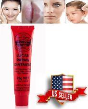 25g Lucas Papaw Ointment HandyTube Lips Balm Nappy Rash Skincare Australian made