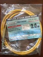 teflon steam iron hose Simon iron