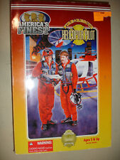 """Rare 1:6 Ultimate Soldier Americas Finest Helicopter Pilot Figure 12"""" new"""