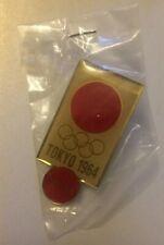 XVIII OLYMPIC GAMES TOKYO 1964 COCA COLA ORIGINAL PIN BADGE (1990 Series)