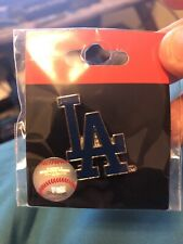 Los Angeles Dodgers Team Logo Pin MLB