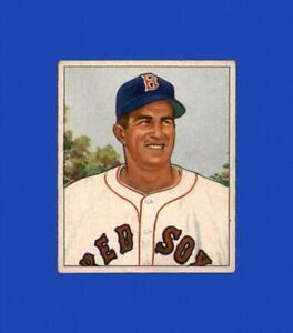 1950 Bowman Set Break #137 Johnny Pesky VG-VGEX *GMCARDS*
