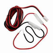 DC Radio Power Cord Cable T Type for Kenwood Alinco Mobile Radio Vertex Yaesu