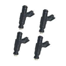 4 x 550cc 52lbs OE Bosch 0280158117 7R3Z9F593AA Fuel Injector for Mitsubishi