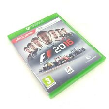 F1 2016 -- Limited Edition - Formula 1 - Microsoft Xbox One