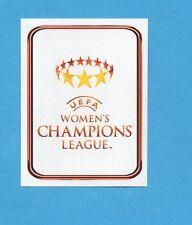 PANINI-CHAMPIONS 2010-2011-Figurina n.563- WOMEN'S 2010/11 -NEW BLACK