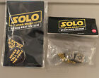 Star Wars Solo Movie AMC Opening Night Fan Event Dice and Button Pack - NIP