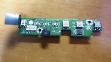 Genuine Dell Latitude D600 Power , MIC, LED Board DA0JM1YB6E6 USED TESTED