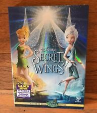 Disney Secret Of The Wings Movie Available In DVD. New!