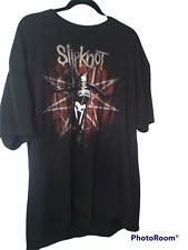 Slipknot .5: The Gray Chapter Black Graphic T-Shirt Mens sz XXL