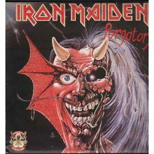"""Iron Maiden 2 Lp Vinile 12"""" Purgatory - Maiden Japan / EMI 2-52 7939781 Nuovo"""