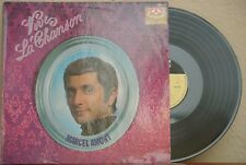 MARCEL AMONT -VIVE LA CHANSON- 1970 GERMAN LP CHANSON