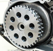 "Compensator Eliminator-Solid Motor Sprocket, Twin Cam 96, 103, 110"" Harley"