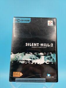 Videospiel PC Tbe Französische Version Vollständig Silent Hill 2 Director's Cut