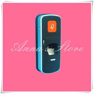 Fingerprint & RFID ID Card Reader Access Attendance Control System Security