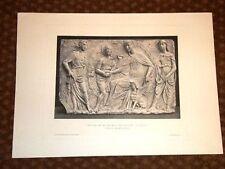 Bassorilievo in Marmo di Agostino di Duccio