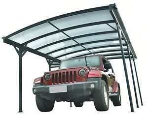 New 6 Leg Heavy Duty Carport DIY Kit - LATEST MODEL - EXTRA HIGH - Patio Pergola