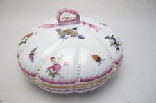 Herend porcelain con coperchio piatto Market Garden