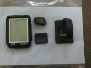 Bontrager Node 1 Wireless Cycling Computer, Mount, and Magnet included