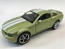 Ford Mustang-GT 2006 1:38 scale KT.5091.DF Green