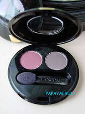 Lancome Colour Focus Eyeshadow Duo in ROSE QUARTZ & VOLCANO