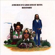 History: America's Greatest Hits by America (CD, Jul-1987, Warner Bros.)