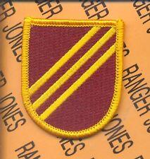 541st Medical Det Airborne beret flash patch #2