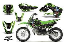 Kawasaki KX65 Mini MX AMR Racing Graphics Decal Sticker # Plate KX 65 02-12 MH G