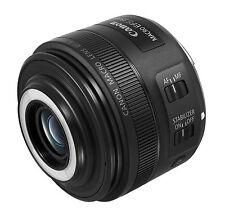 Canon EF-S 35mm F/2.8 STM IS Lens (Black)
