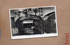 Burnley The Kitchen Townley Hall  real photo Frith card unposted. XC1