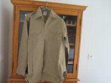 uniforme militaire 1955 CHEMISE  NON  PORTÉE ALGÉRIE INDOCHINE
