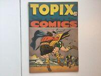Catechetical Guild 1947 Topix Comics Volume 5 Issue 9 June Lackey Burbank Scott