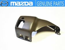 MAZDA GENUINE OEM RX-7 SAVANNA SA22C Steering Wheel Column Cover Left Side JDM