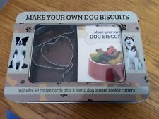 Make Your Own Dog Biscuits Includes 50 Recipes