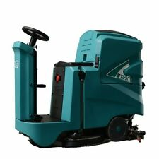 More details for tvx t90 ride on scrubber dryer 21