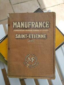CATALOGUE MANUFRANCE ANNEE 1956