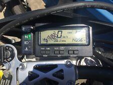 SUZUKI DRZ400SM -2011  - DASH-SPEEDO - USED  - GOOD CONDITION- 14000KM