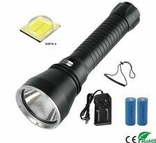 XHP70.2 LED Yellow/White Light 4000LM Scuba Diving Flashlight 100m Underwater