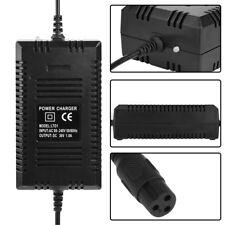 36V 1.8A Bleisäure Batterie Ladegerät Adapter für Elektro Scooter Elektroroller