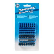Silverline Screwdriver Bit Set 33 PCE Chrome Vanadium Quality and Great Value