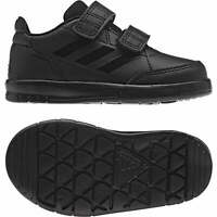 ADIDAS Infants Alta Sports Trainers (Black)