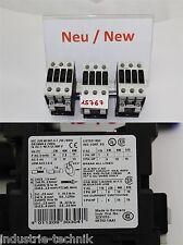 Siemens 3rt1025-1ab04 Schütz auxiliares interruptor interruptor