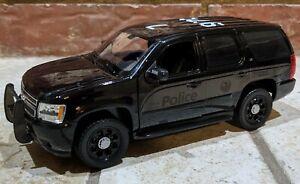 Phoenix AZ Police Custom 1/27 Scale Welly Chevy Tahoe