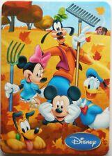 DISNEY Fall Back To School TIN Activity Set Movie Club Exclusive LTD NEW Mickey