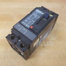Square D Hgl26015 Molded Case Circuit Breaker 600V, 15A - Used
