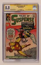 Tales of Suspense #49 CGC 5.5 SS Stan Lee 1513037006 1st X-Men crossover